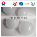 High transmittance led lamp shell, bulb parts plastic lampshade for Injection blow moulding