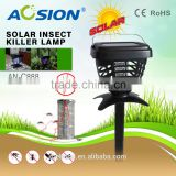 Top Rated New Product ! Electronic Fly Insect Killer Lamp And Solar Mosquito killer lamp