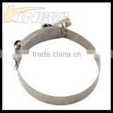 Factory Price Automotive Hose Clamps, Racing Aluminum Types Of Hose Clamps Making Machine