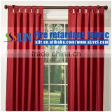 Classic European Style Green Velvet Flame Retardant Children Fabrics Curtains Roll Sheer Modern Home Textile