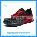 ladies most fashion sport air shoes , outdoor air shoes with flyknit upper, wholesale air shoes with good price