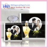 H&B NEW DESIGN12*12 acrylic cover scrapbook style photo album