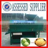 New Condition Green Walnut Peeling Cleaning Machine/Hot Sale Walnut Cracking Machine