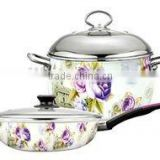 European Stainless Steel Induction Cookware