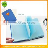 Hard cover special colored paper children thick cartoon brand printing notebook/diary/notepad