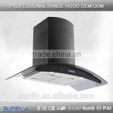 Wall-Mounted European Kitchen Range Hood