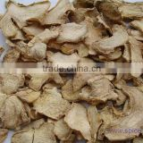Spice Dried slices ginger