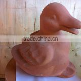 Animal Frog Shape ceramic flower pots wholesale