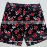 photos of mens swimwear sublimation print fabric ready-made for surfing boardshorts