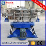 China manufacturer pvc powder separator/sesame sieving machine/vibrating screen vibro sifter