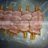 Frozen Steamed / Smoked / Roasted Duck Breast Spiedini / Skewers