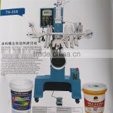 new condition automatic TH058 big paint or oil plastic bucket type heat transfer printing machine