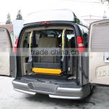 WL-D Hydraulic wheelchair lift for welcab vehicles for disabled people