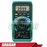 100% Authentic Brand New KYORITSU 1009 Digital Multimeter,15B + Temperature Measurement