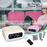 Home use wheelchair-bound patients diabetic foot blood circulation exercise machine air pressure massager