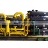 Natural Gas Compressor for Biogas project CNG M Type Water cooled gas compressor 250bar 150bar 200bar