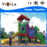 Adult Group Game Plastic Slide Tree House Portable Playground Equipment