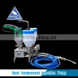 High Pressure Epoxy Cement Grouting Machine For Crack Sealing