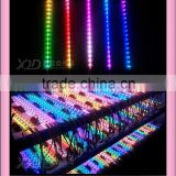 50cm 6803 ic DMX lighting madrix led christmas meteor lights