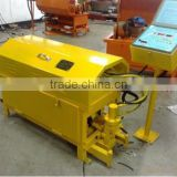 automatic rebar straightener and cutter/steel bar straightening and cutting machine/reinforcing steel adjusting cutter