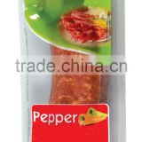 AIR DRY SALAMI WITH PEPPER