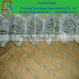 Sports Ground & Playground Most Popular Security Fence chain link fence extensions/woven