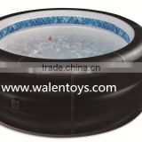 Portable Inflatable SPA Tub,6 person inflatable spa,Portable hot tub