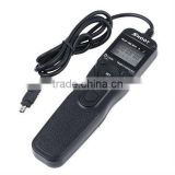 LCD Timer Remote Cord Shutter Release For Nikon