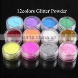 12colors Glitters Powder