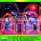 INquiry about Indoor amusement equipment mirror maze attractions