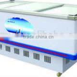 SD-568Z open top island freezer display freezer for supermarket commercial display freezer