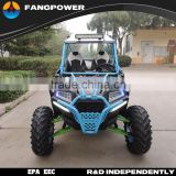 FANGPOWER 3kw/60v price of electric racing go kart for sale 18650Li-battery