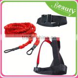 Fitness elastic pull rope ,h0t7B fitness resistance band rope tube elastic exercise for sale