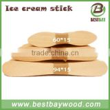 wooden ice cream spoon art and craft from ice cream sticks