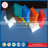 Polypropylene or HDPE Material corrugated plastic sheets 4x8
