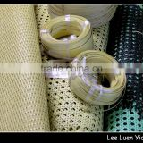 INQUIRY about Plastic cane webbing woven with PP plastic cane