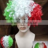 Party wigs synthetic wholesaler curly brazilian hair PGW-1053