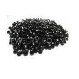 Round Custom Jewelry Natural Black Spinel With Diamond Cut 2.5mm