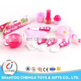 Hot sales kitchen set plastic girls games for free