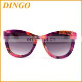Wholesale Customized Logo Promotional Fashion Plastic Sunglasses