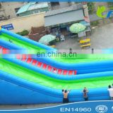 commercial inflatable water slide giant inflatable water slide for swimming pool