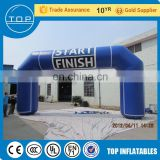Customized inflatable advertising archway metal detector with EN15649