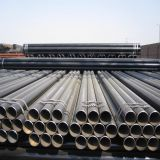 Tianjin ASTM A106 GR.B /ASTM A53 carbon seamless steel pipe supplier with low price