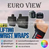 Best Lifting Wrist Wraps Cheep Top 1 Quality Lifting Wrist Wraps Weight Lifting Straps Gym Fitness Straps Free Sample Offer