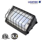 DLC qualified Semi cutoff  LED Wall Pack Lights, 40W, 120 LPW, 100-277vac, 5 yrs warranty