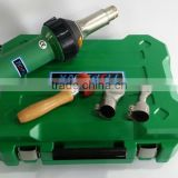 Reliable handheld PVC/Plastic hot air soldering gun
