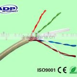 utp/ftp cat6 lan cable CMP CMR Jelly filled