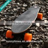 Sunnytimes DIY blank skateboard decks powered kids electric skateboards