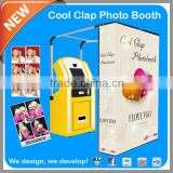 Self-Service Photobooth Photo Shoot Machine For Commercial Shopping Mall & Amusement Park