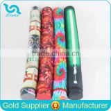 Custom Printing Polyester Insulated Tube Cooler Bags 6 Can Tube Cooler Bags